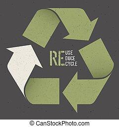 """uso repetido, """"reuse, texto, símbolo, textura, oscuridad,..."""