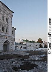 Uspensky Trifonov monastery.