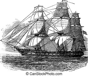Flagship Illustrations and Clip Art. 498 Flagship royalty ...