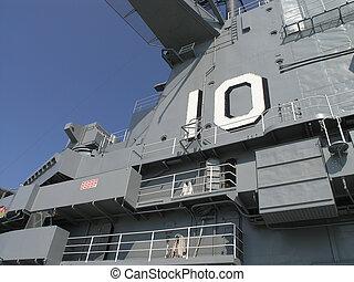 USS Yorktown Bridge