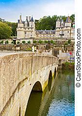 Usse chateau, France