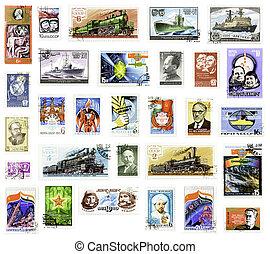 USSR Postage Stamps