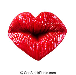 usteczka, święty, valentine