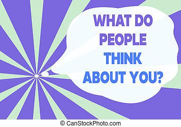 usted, considerations, opinión, otros, design., simulación, ...