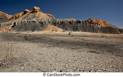 Utah Desert Badlands