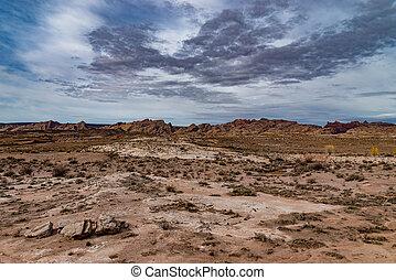 Utah Desert Rocks