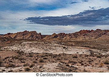 Utah Desert Sands
