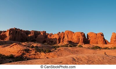 Utah Landscape - Arches National Pa