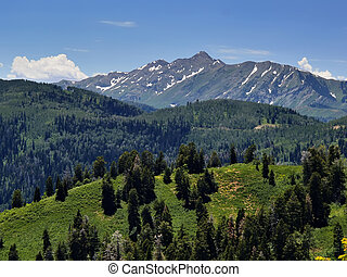 Utah Mountain - 2 - Utah mountains