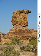 Utah Rock Formation. Utah Landscapes Photo Collection