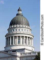 Utah State Capitol Dome