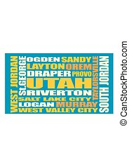 Utah state cities list