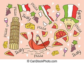utazás, olaszország