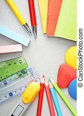 utbildning, objekt