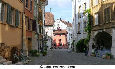 """utcák, svájci, élet, switzerland"""", """"daily"""