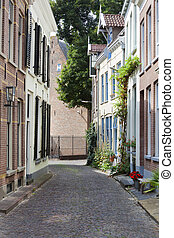 utca, festői, zutphen