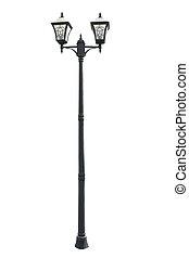 utca, lámpaoszlop