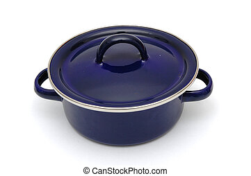 Utensil Series 1 - Pot With Lid