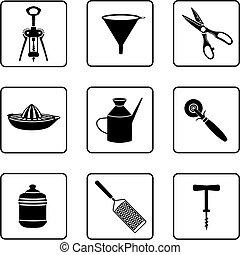 utensili cucina