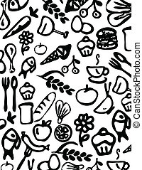 utensils and food galery
