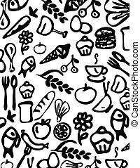 utensils and food galery