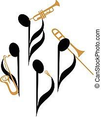 utförande, jazz