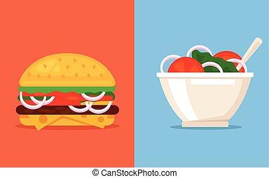 utile, scegliere, delizioso, fra