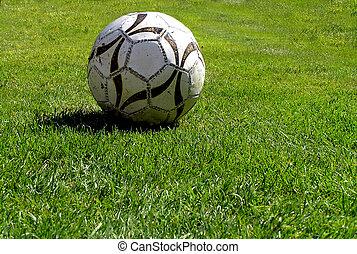 utilizado, pelota