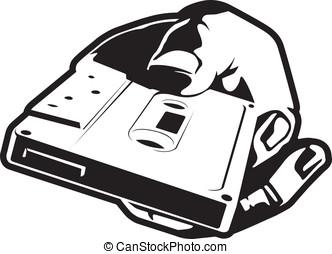 utilizar, cassette