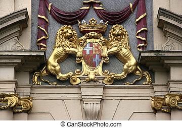 Utrecht - Coat of Arms