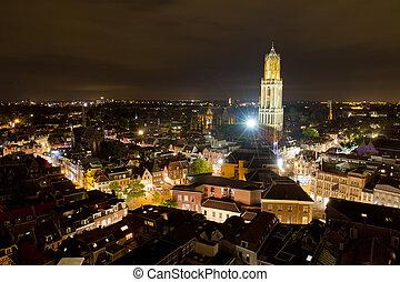 Utrecht skyline