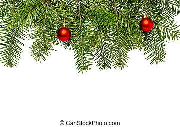 utrymme, text, dekoration, bakgrund, vit jul