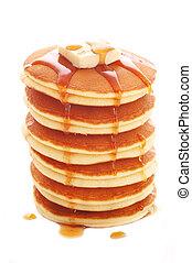 utsökt, pancakes