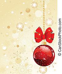 utsmyckningar, jul