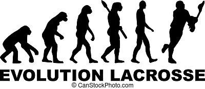 utveckling, lacrosse