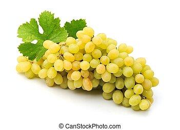 uvas, maduro
