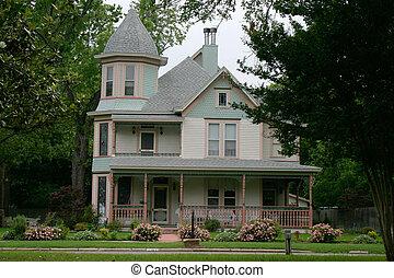 uvictoriaans huis