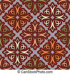 uzbek, pattern., traditionele , nationale, model, van,...