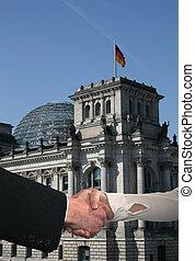 uzgodnienie, i, niemiec, parlament