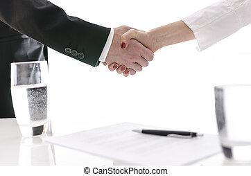 uzgodnienie, po, znaczący kontrakt