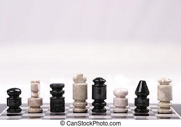változatosság, sakkjáték