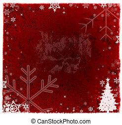vánoce, abstraktní, grafické pozadí