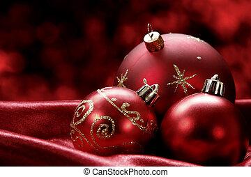 vánoce cetka