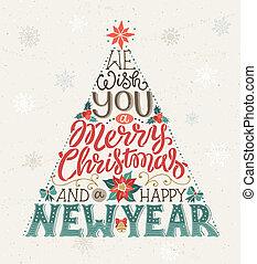 vánoce kopyto, nápis