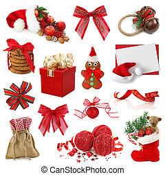 vánoce, vybírání