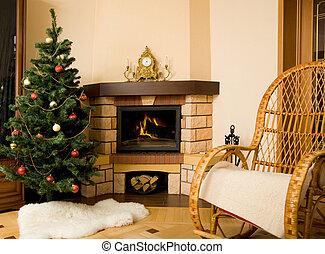 várakozás, karácsony
