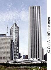 Város,  Chicago