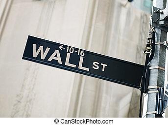 város, cserél, fal, sep, -, york, utca, 4, új, 2010, részvény