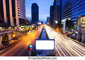 Város,  modern, Forgalom, Nyomoz