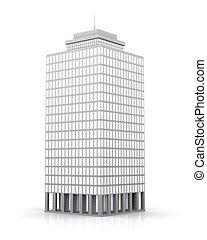 városi, épület